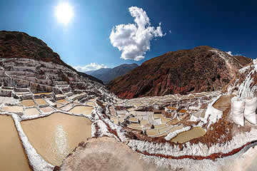 Tour Maras Moray y Salineras en 1 día Lost City Travel