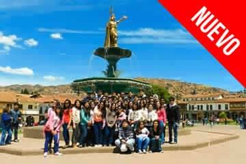 Viaje de promoción a cusco en 6 días y 5 noches lost city travel