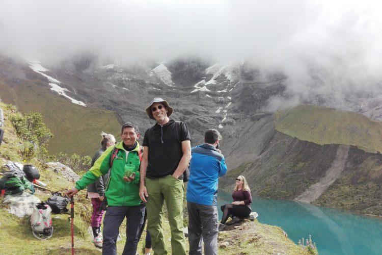 Laguna Humantay Cusco Perú