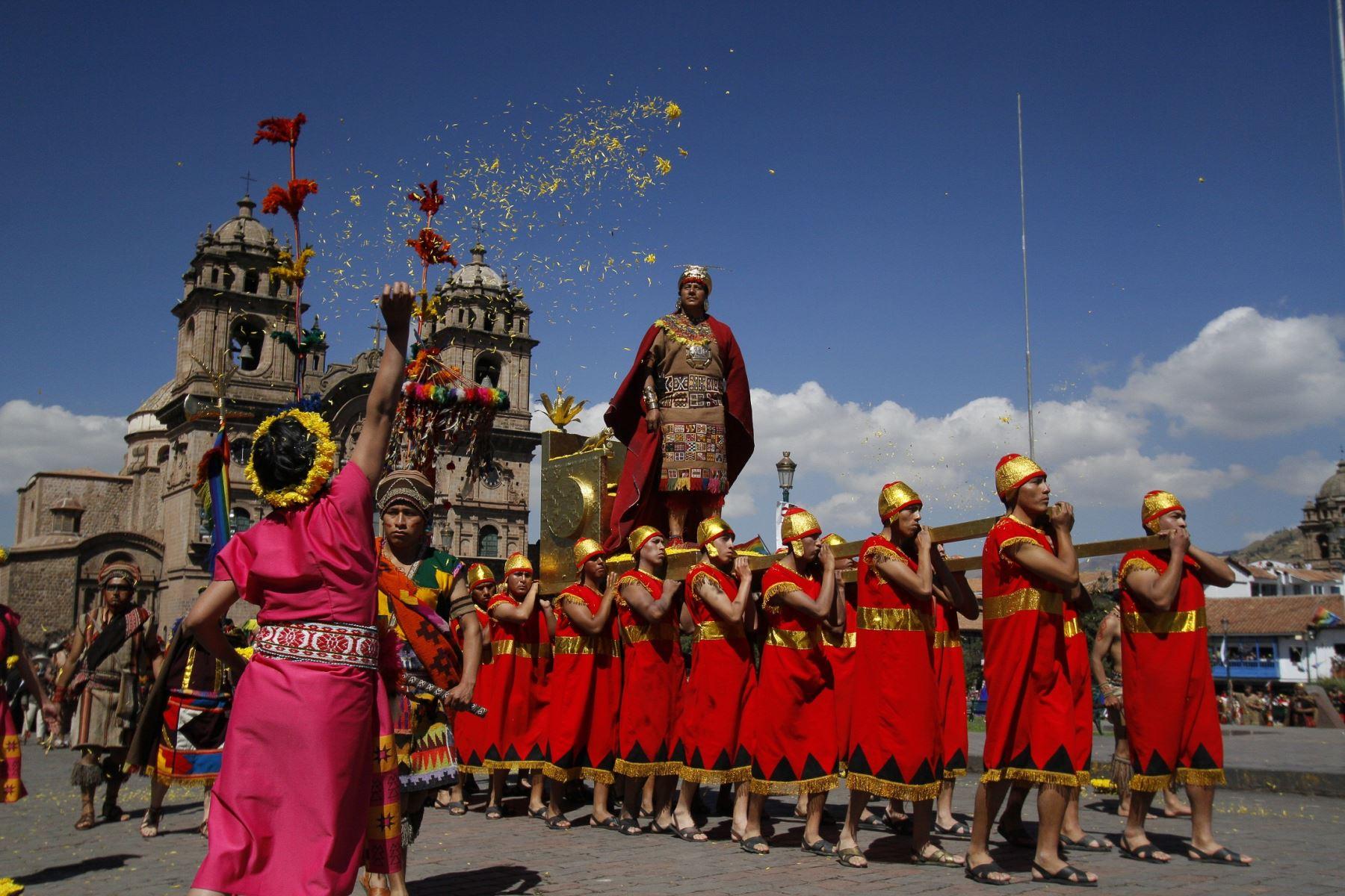 Razones para viajar a Cusco Inti Raymi