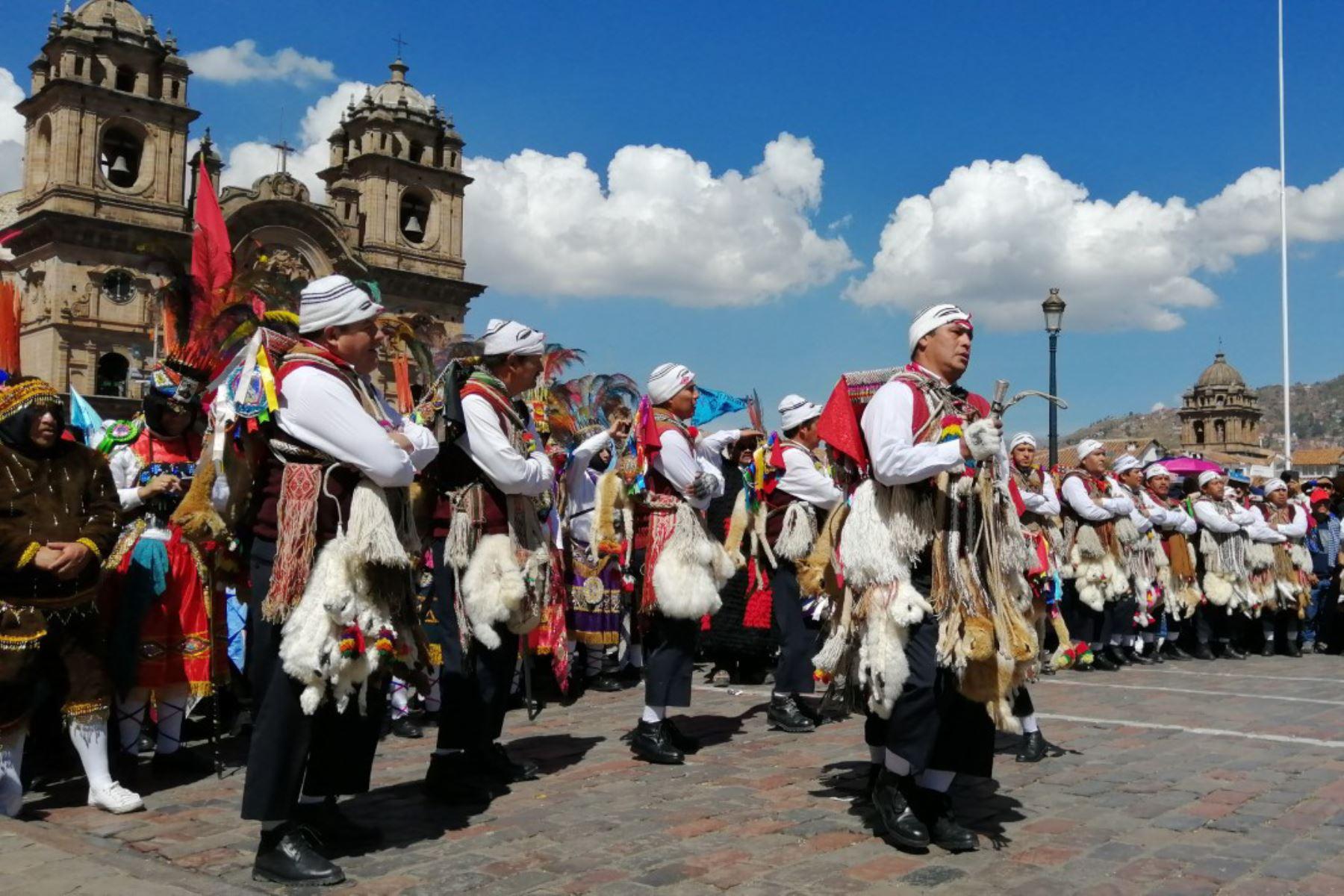 Razones para viajar a Cusco en Junio Señor de Qoyllurit'i