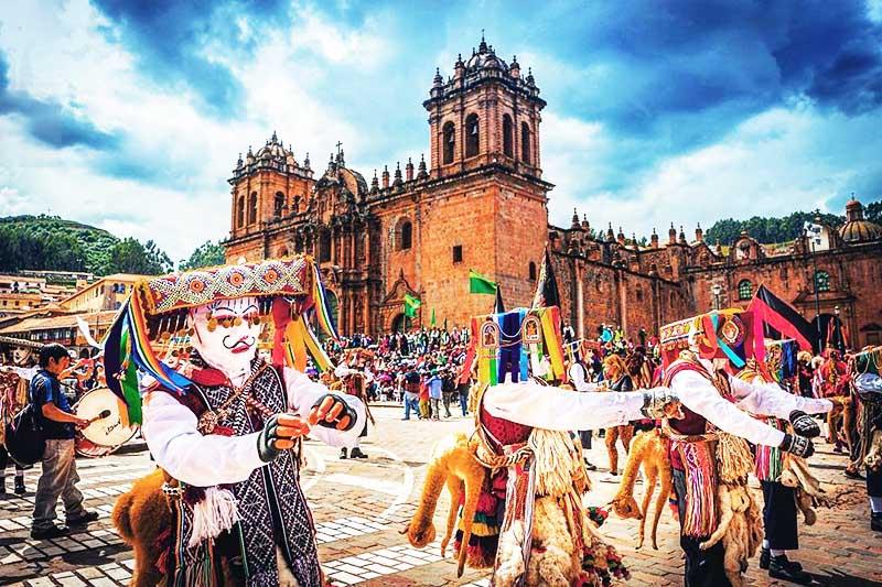 Razones para viajar a Cusco en junio