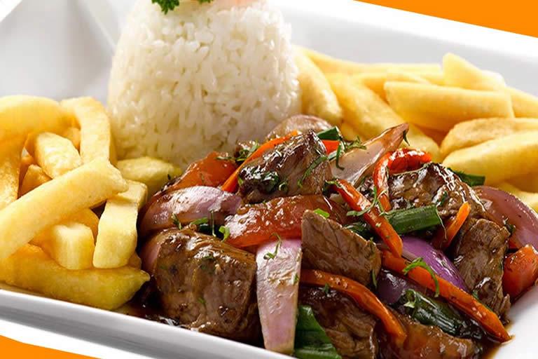 Gastronomía en Cusco - Lomo Saltado