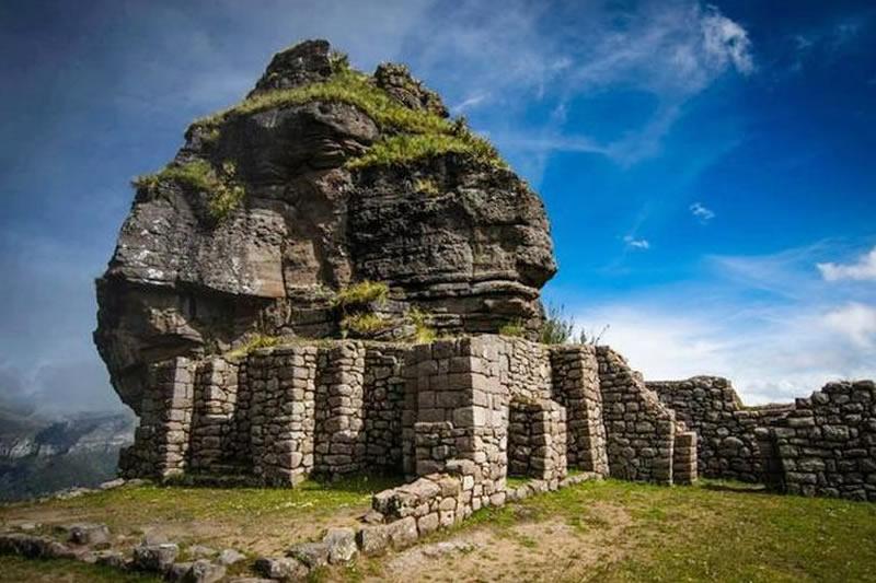 Waqrapukara La misteriosa maravilla de Cusco