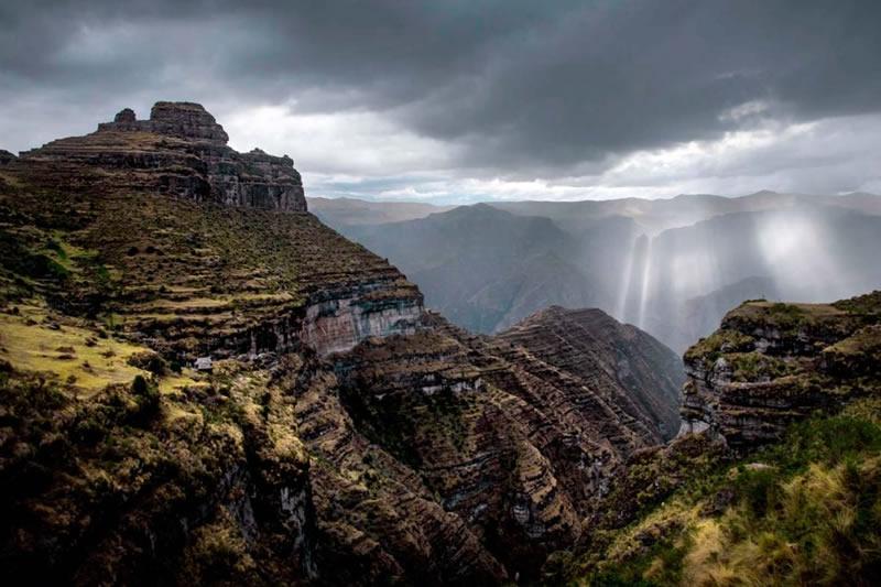 Waqrapukara la nueva maravilla de Cusco