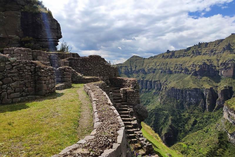 Waqrapukara Maravilla de Cusco