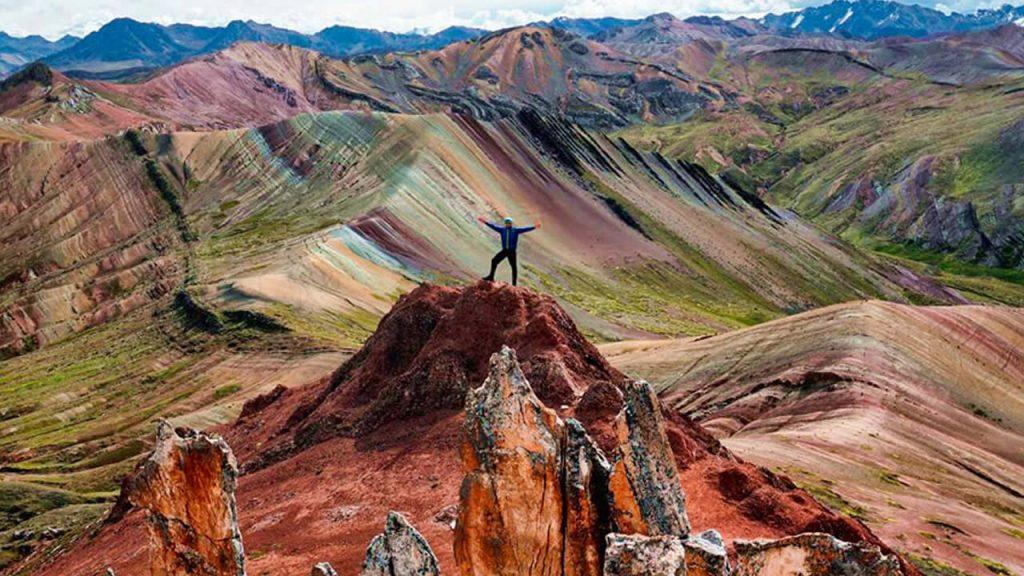 Palccoyo la otra montaña de Colores